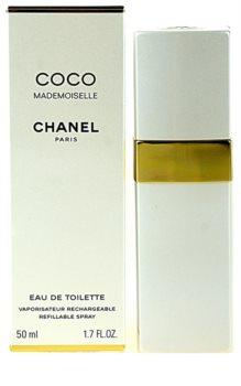 Chanel Coco Mademoiselle eau de toilette recargable para mujer
