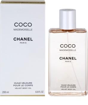 Chanel Coco Mademoiselle telový olej pre ženy