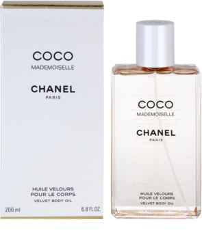 Chanel Coco Mademoiselle ulei pentru corp pentru femei