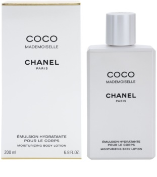 Chanel Coco Mademoiselle leche corporal para mujer