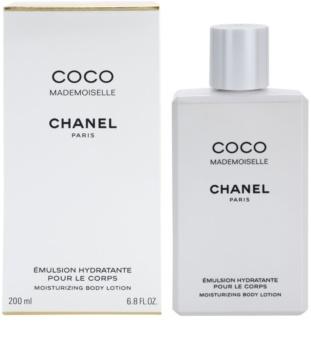 Chanel Coco Mademoiselle tělové mléko pro ženy