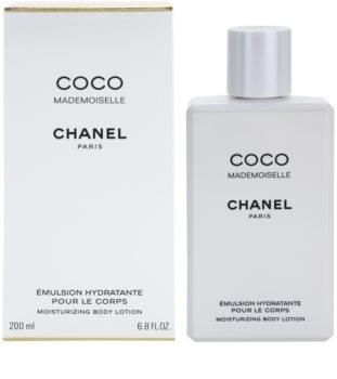 Chanel Coco Mademoiselle telové mlieko pre ženy