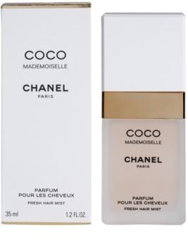 Chanel Coco Mademoiselle perfume para cabelos para mulheres