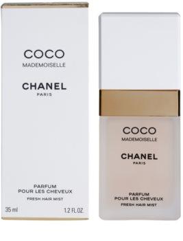 Chanel Coco Mademoiselle perfume para el pelo para mujer