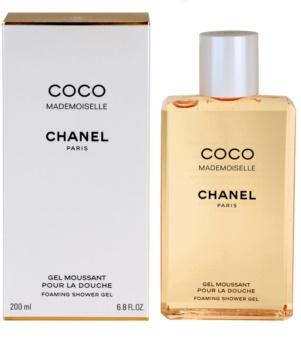 Chanel Coco Mademoiselle sprchový gel pro ženy