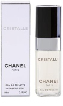 Chanel Cristalle Eau de Toilette para mujer