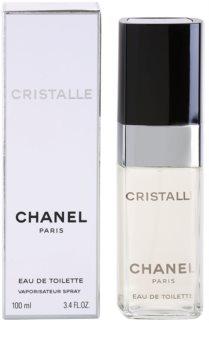 Chanel Cristalle toaletná voda pre ženy
