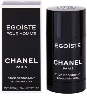 Chanel Égoïste desodorante en barra para hombre