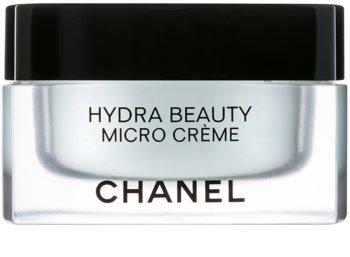 Chanel Hydra Beauty creme hidratante com micro pérolas