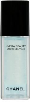 Chanel Hydra Beauty gel suavizante para contorno de ojos con efecto humectante