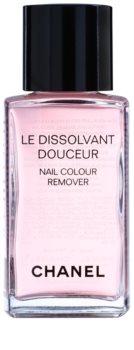 Chanel Le Dissolvant Douceur odlakovač na nehty s arganovým olejem