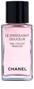 Chanel Le Dissolvant Douceur лакочистител с арганово масло