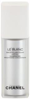 Chanel Le Blanc sérum iluminador anti-manchas de pigmentação