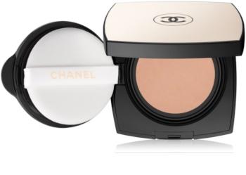 Chanel Les Beiges Healthy Glow Gel Touch Foundation maquillaje de larga duración en esponja SPF 25