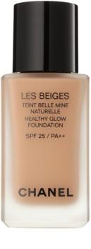 Chanel Les Beiges rozjasňující make-up pro přirozený vzhled SPF 25