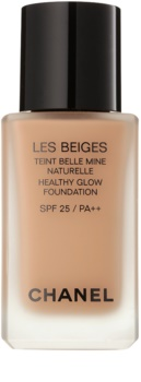 Chanel Les Beiges rozjasňujúci make-up pre prirodzený vzhľad SPF 25