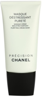 Chanel Précision Masque Cleansing Mask for Oily and Combination Skin