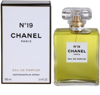 Chanel N°19 Eau de Parfum voor Vrouwen