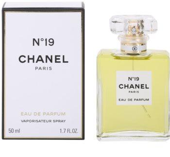 Chanel N°19 parfémovaná voda s rozprašovačem pro ženy