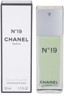 Chanel N°19 eau de toilette para mujer