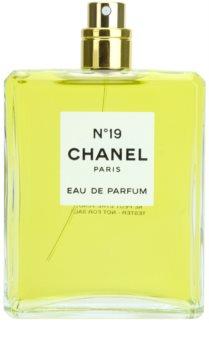 Chanel N°19 parfémovaná voda tester pro ženy