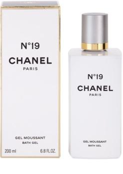 Chanel N°19 gel de ducha para mujer