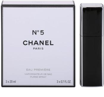 Chanel N°5 Eau Première eau de parfum (1x vap.recarregável + 2 x recarga) para mulheres