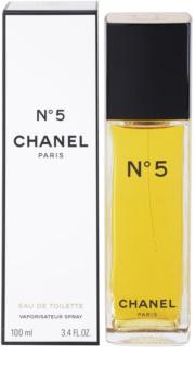 Chanel N°5 Eau de Toilette hölgyeknek