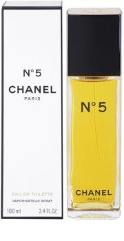 Chanel N°5 eau de toilette para mulheres