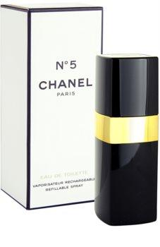 Chanel N°5 Eau de Toilette kan genopfyldes til kvinder