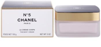 Chanel N°5 telový krém pre ženy