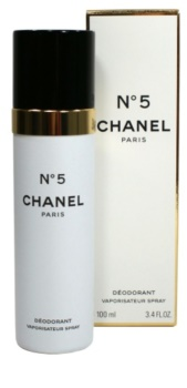 Chanel N°5 deodorant s rozprašovačem pro ženy