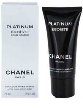 Chanel Égoïste Platinum after shave emulsion for Men