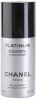 Chanel Égoïste Platinum Deospray for Men