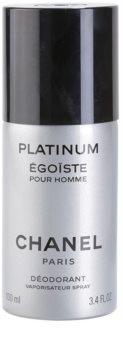 Chanel Égoïste Platinum deospray pre mužov