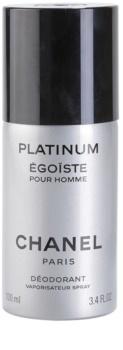 Chanel Égoïste Platinum dezodorant v spreji pre mužov