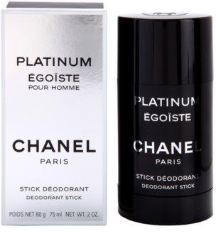 Chanel Égoïste Platinum Deodorant Stick til mænd