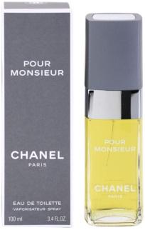 Chanel Pour Monsieur Eau de Toilette pentru bărbați