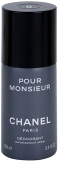 Chanel Pour Monsieur desodorante en spray para hombre 100 ml
