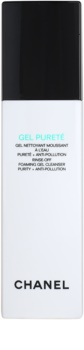 Chanel Cleansers and Toners gel nettoyant pour peaux grasses et mixtes