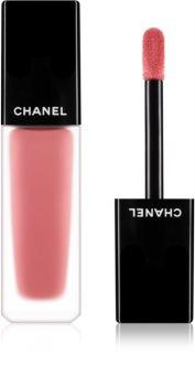 Chanel Rouge Allure Ink flüssiger Lippenstift mit Matt-Effekt