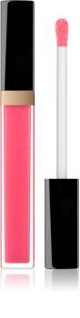 Chanel Rouge Coco Gloss хидратиращ блясък за устни