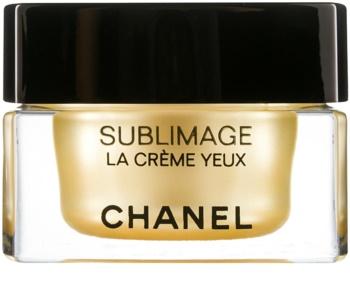 Chanel Sublimage регенериращ очен крем