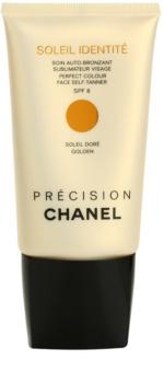 Chanel Précision Soleil Identité samoopalający krem  do twarzy SPF 8