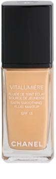 Chanel Vitalumière tekutý make-up