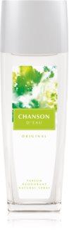 Chanson d'Eau Original déodorant avec vaporisateur pour femme