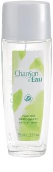 Chanson Chanson d'Eau deodorant s rozprašovačom pre ženy