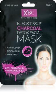 Charcoal Mask detoxikačná maska