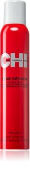 CHI Shine Infusion Haarspray für höheren Glanz
