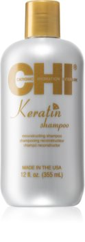 CHI Keratin Shampoo With Keratin For Dry And Unruly Hair